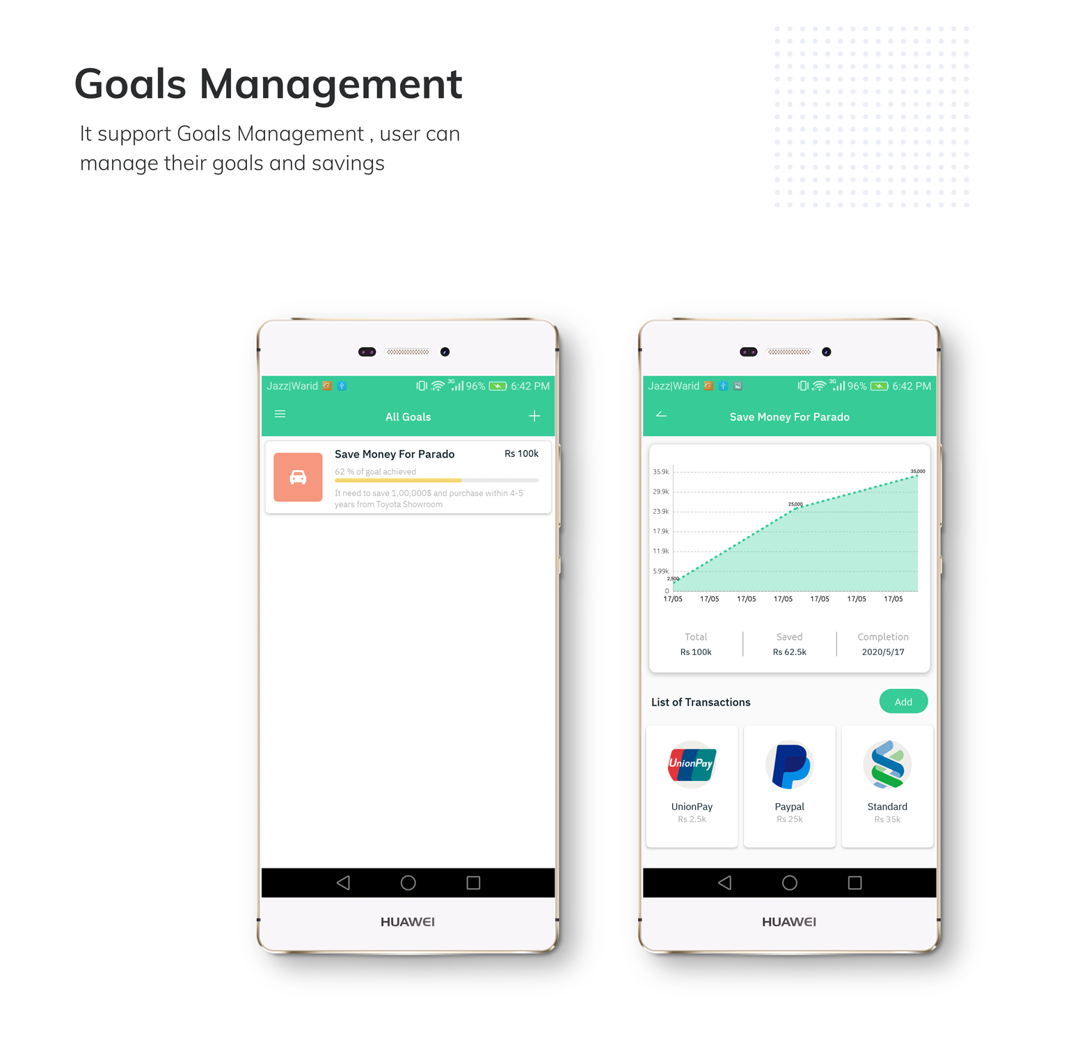 Budget App - Personal Expense Tracking App - 5
