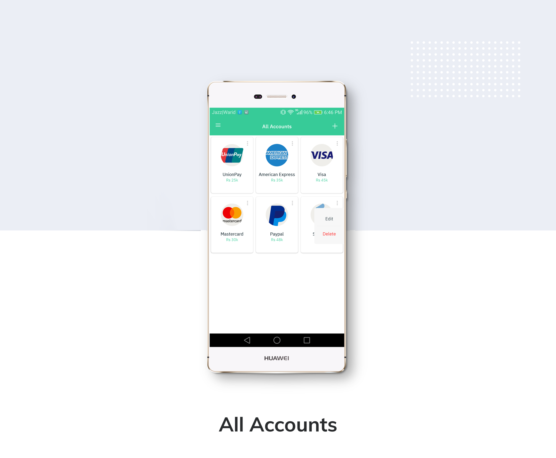 Budget App - Personal Expense Tracking App - 7