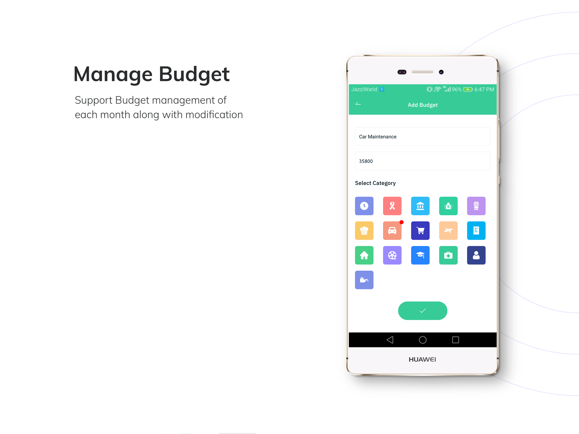 Budget App - Personal Expense Tracking App - 9