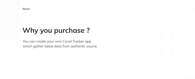 Covid19 - Corona Tracker App - 2