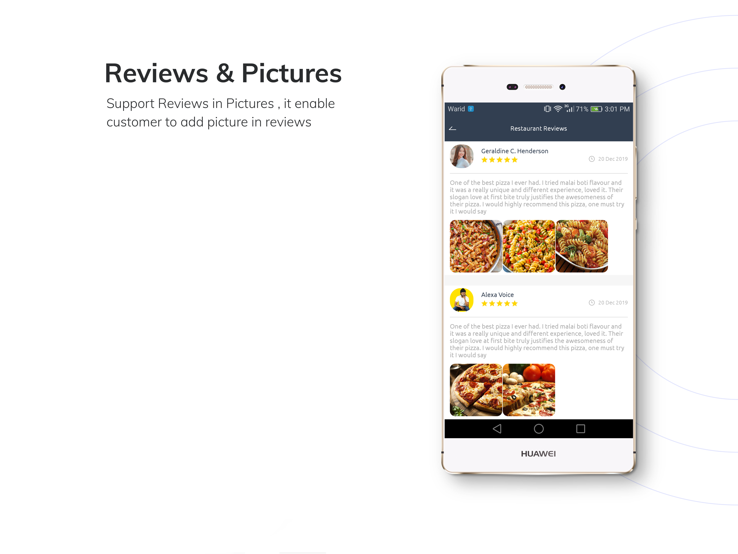 Restaurant Food Delivery App with Delivery Boy - 11