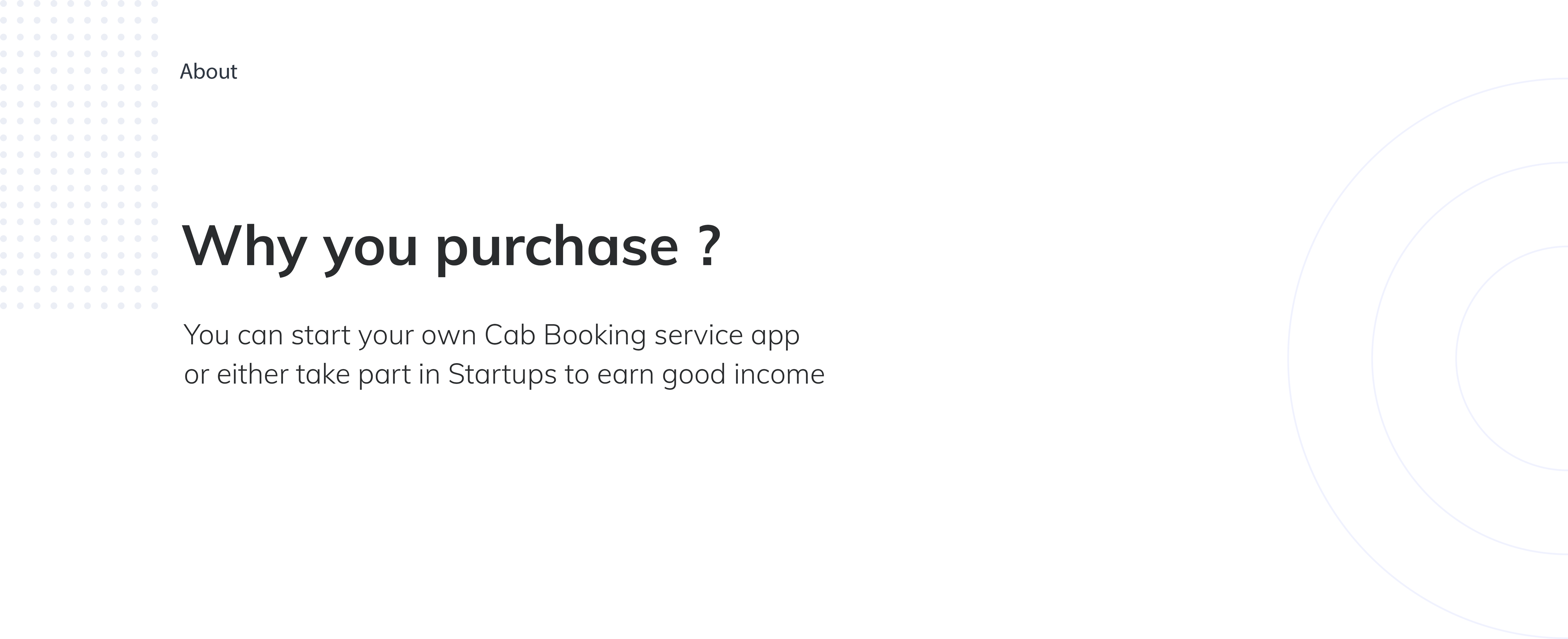Kareem Taxi App - Cab Booking Solution + admin panel - 2
