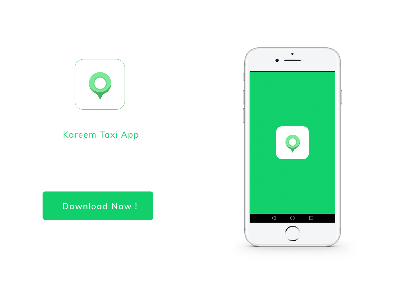Kareem Taxi App - Cab Booking Solution + admin panel - 12