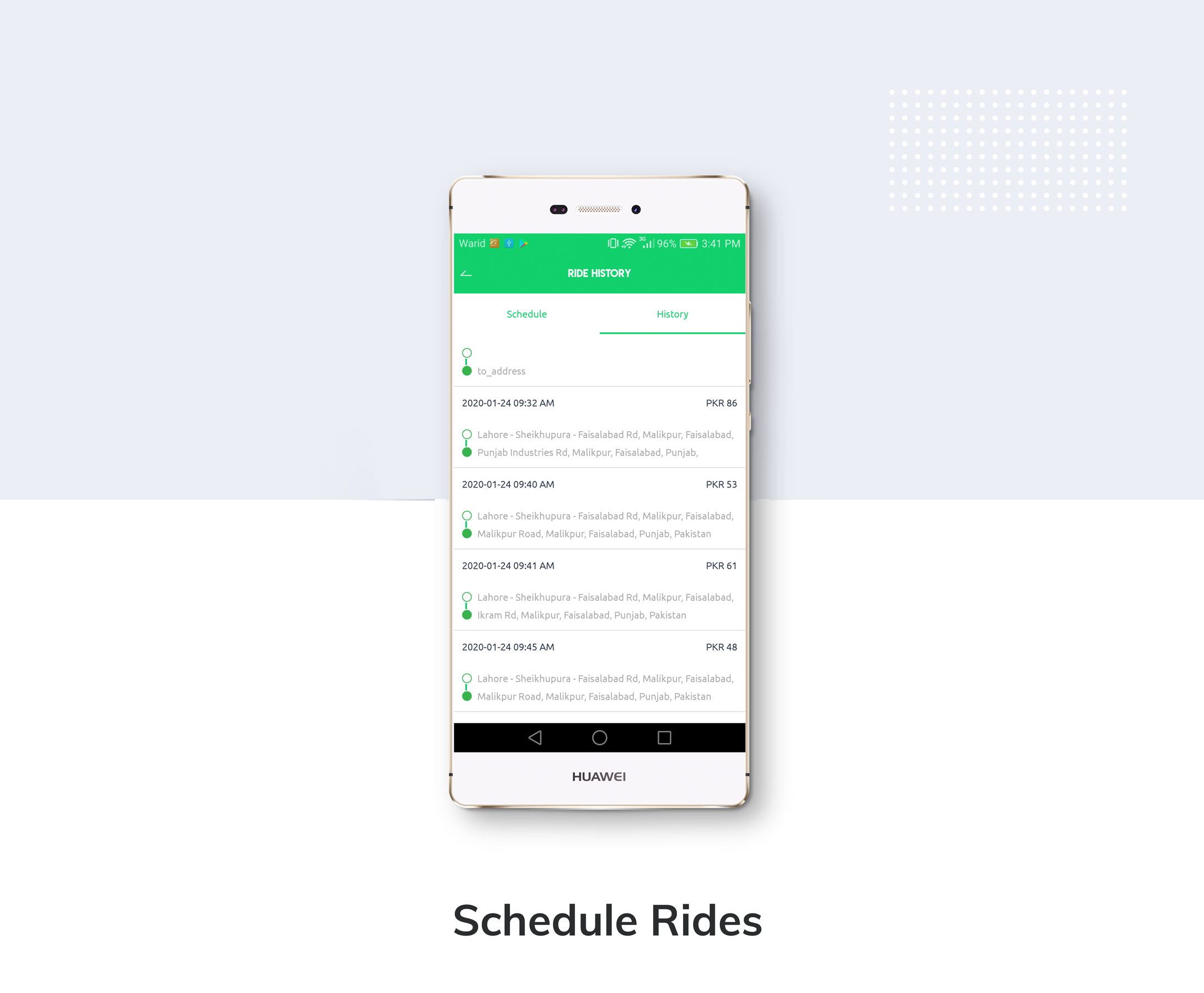 Kareem Taxi App - Cab Booking Solution + admin panel - 7