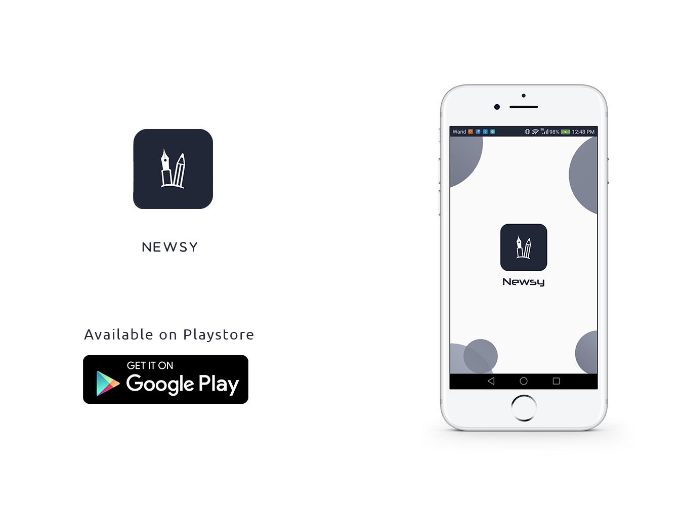 Newsy - Full Featured Native WordPress App - 6