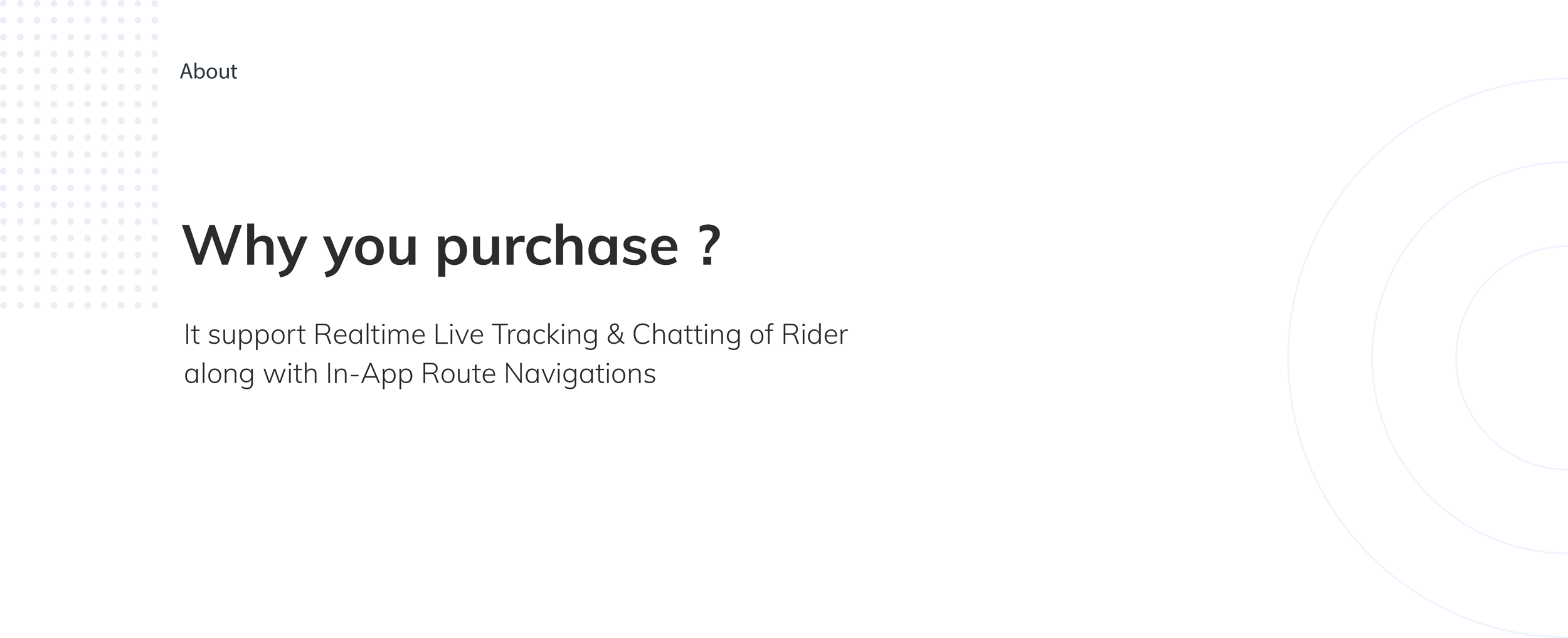 Restaurant Delivery Boy Rider App with Navigation - 2